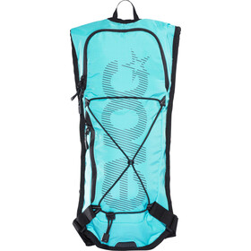 EVOC CC Lite Performance Backpack 3l + 2l Bladder, neon blue